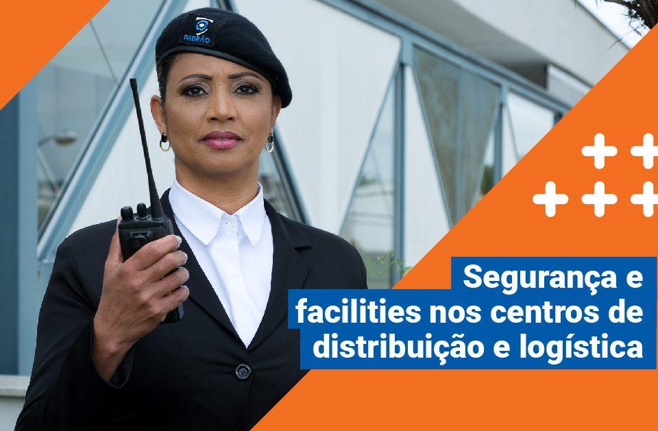 segurança e facilities